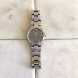 Kenneth Cole Japanese Quartz Stainless Steel Watch